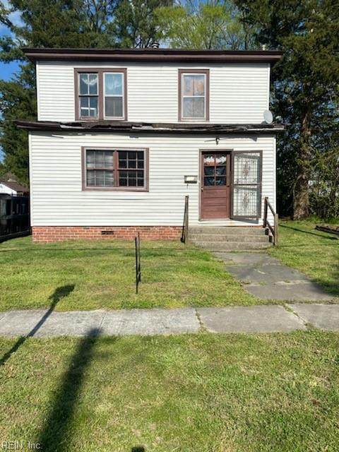 110 Katherine St, Suffolk, VA 23434 (#10370264) :: Verian Realty