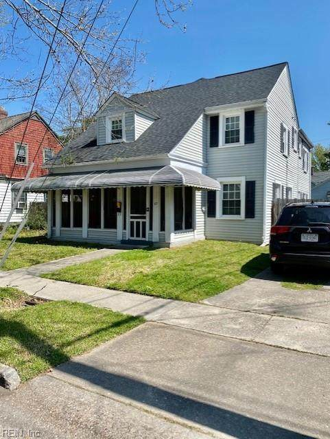 62 Decatur St, Portsmouth, VA 23702 (#10370406) :: Berkshire Hathaway HomeServices Towne Realty