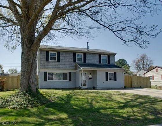 3017 Coach House Ln, Virginia Beach, VA 23452 (#10370539) :: Berkshire Hathaway HomeServices Towne Realty