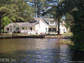 171 Aldebaran Rd, Mathews County, VA 23109 (MLS #10370734) :: AtCoastal Realty