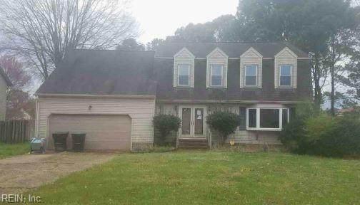 20 Sarfan Dr, Hampton, VA 23664 (#10370964) :: Berkshire Hathaway HomeServices Towne Realty