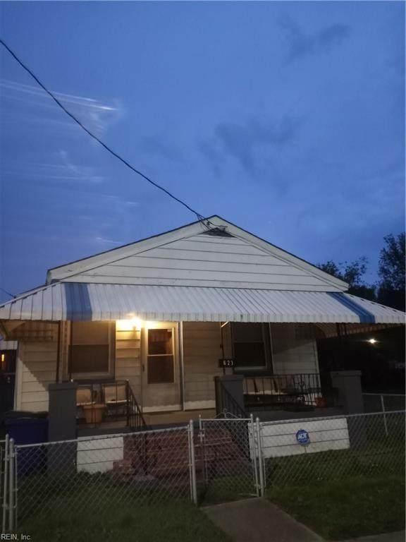623 41st St, Newport News, VA 23607 (#10371125) :: Rocket Real Estate