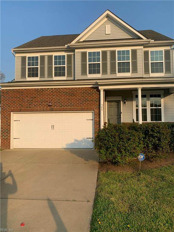 706 Daylily Ln, Newport News, VA 23608 (#10371223) :: Atlantic Sotheby's International Realty