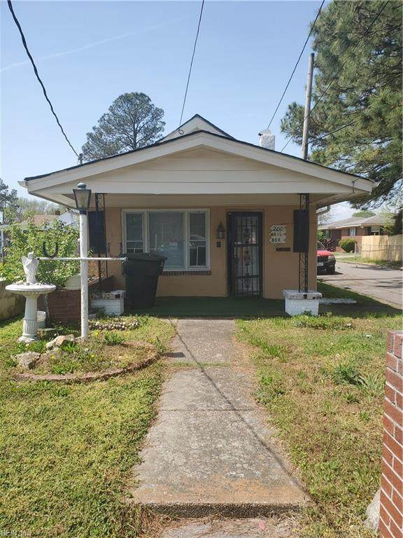 200 Truxton Ave, Portsmouth, VA 23701 (#10371327) :: RE/MAX Central Realty