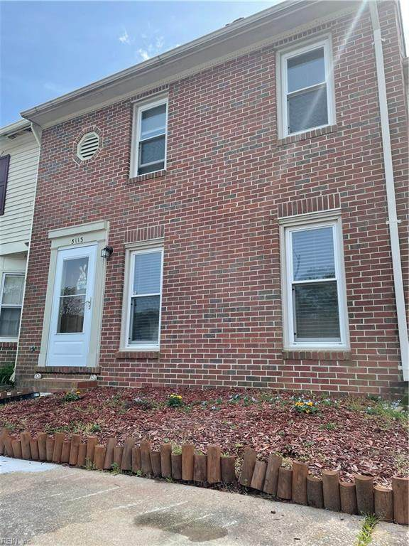 5113 Radcliff Cir, Portsmouth, VA 23703 (#10371357) :: Crescas Real Estate