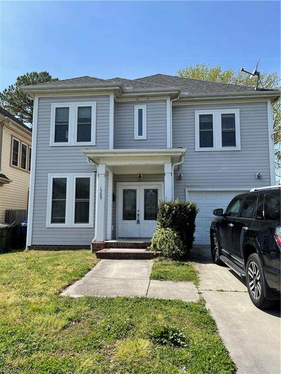 1509 Isaac St, Norfolk, VA 23523 (#10371505) :: Atlantic Sotheby's International Realty