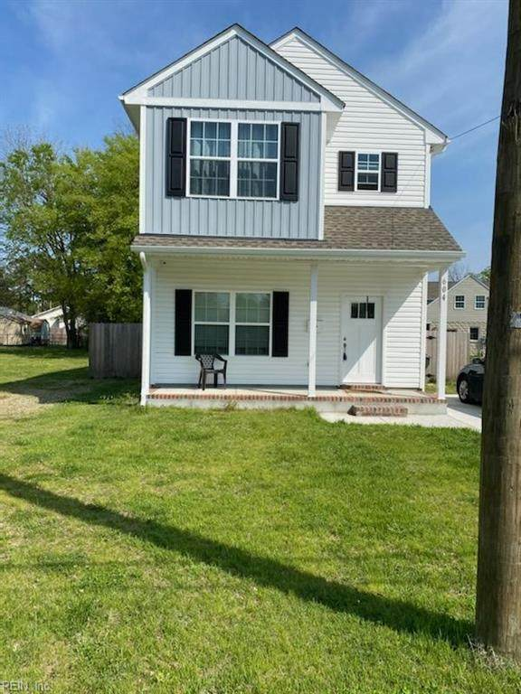 604 Mason Ave, Suffolk, VA 23434 (#10371583) :: Team L'Hoste Real Estate