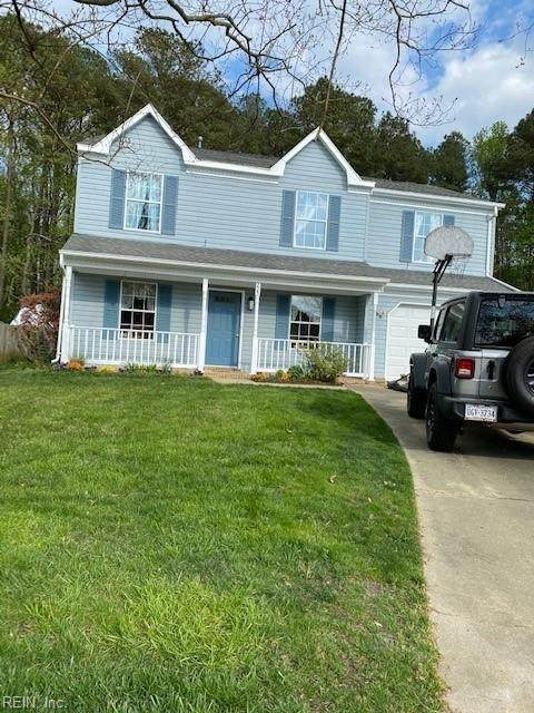 225 Judith Cir, York County, VA 23693 (#10371606) :: Berkshire Hathaway HomeServices Towne Realty