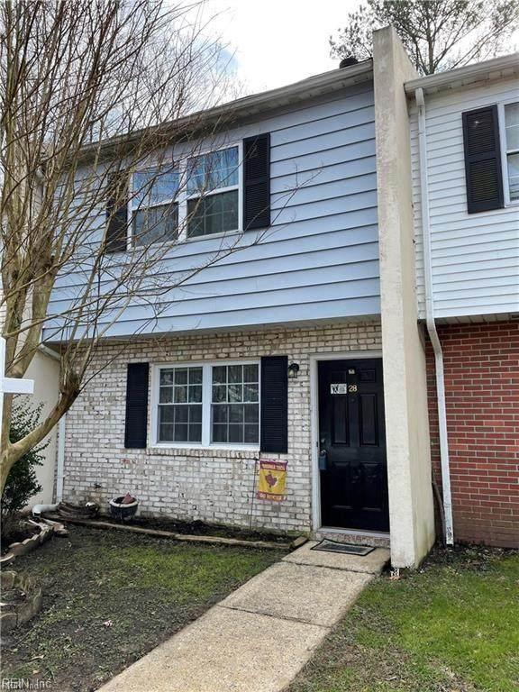 28 Betty Lee Pl, Newport News, VA 23602 (#10371701) :: Tom Milan Team