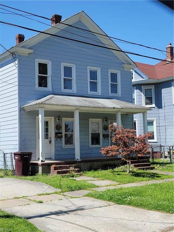 1222 Hull St, Chesapeake, VA 23324 (#10371900) :: Berkshire Hathaway HomeServices Towne Realty