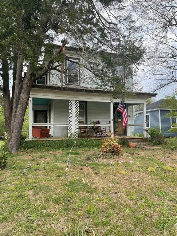 8724 Ivor Rd, Southampton County, VA 23866 (#10371911) :: Atkinson Realty
