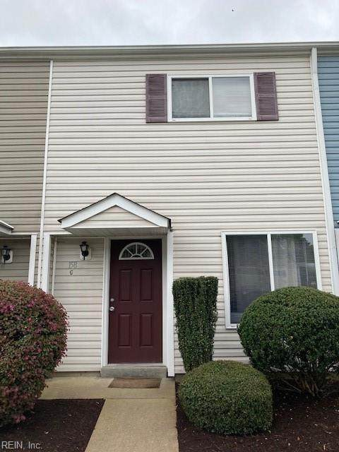 158 Delmar Ln G, Newport News, VA 23608 (#10372162) :: Atkinson Realty