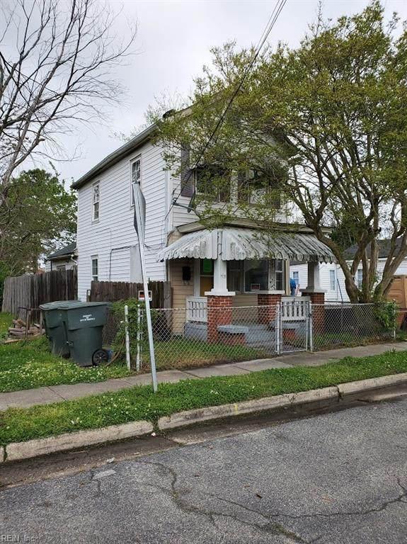 1713 Selden Ave Ave, Norfolk, VA 23523 (#10372169) :: Crescas Real Estate
