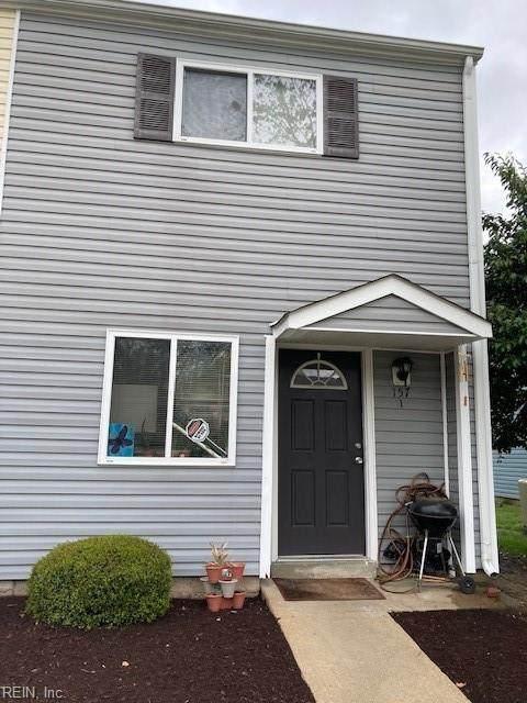 157 Delmar Ln I, Newport News, VA 23608 (#10372259) :: Atkinson Realty