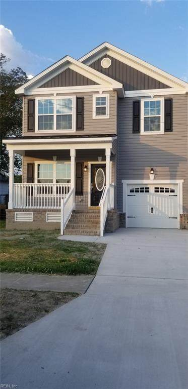 845 30th St, Newport News, VA 23607 (#10372322) :: Rocket Real Estate