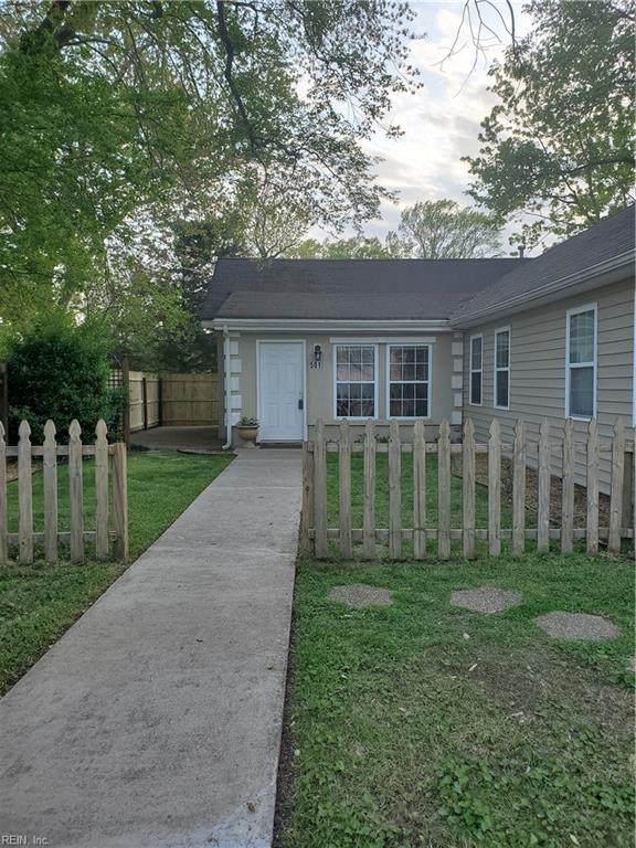 501 Worster Ave, Hampton, VA 23669 (MLS #10372326) :: AtCoastal Realty