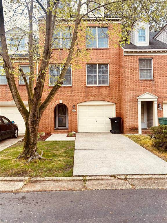 605 Todd Trl, Newport News, VA 23602 (#10372489) :: Rocket Real Estate