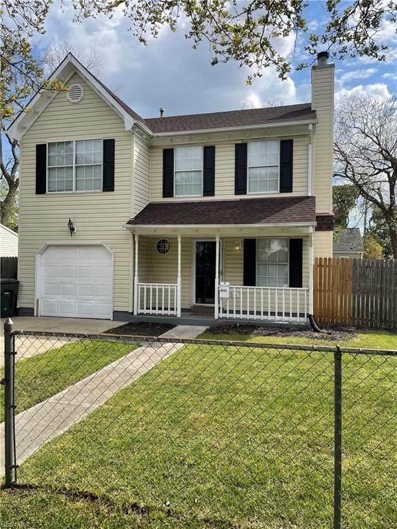 3002 Ballentine Blvd, Norfolk, VA 23509 (#10372608) :: Team L'Hoste Real Estate