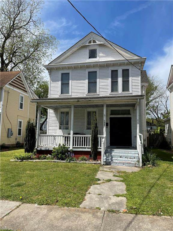 346 Mt Vernon Ave, Portsmouth, VA 23707 (#10372671) :: Judy Reed Realty