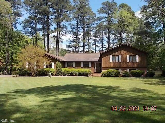 105 Oakwood Dr, Franklin, VA 23851 (#10372777) :: Team L'Hoste Real Estate
