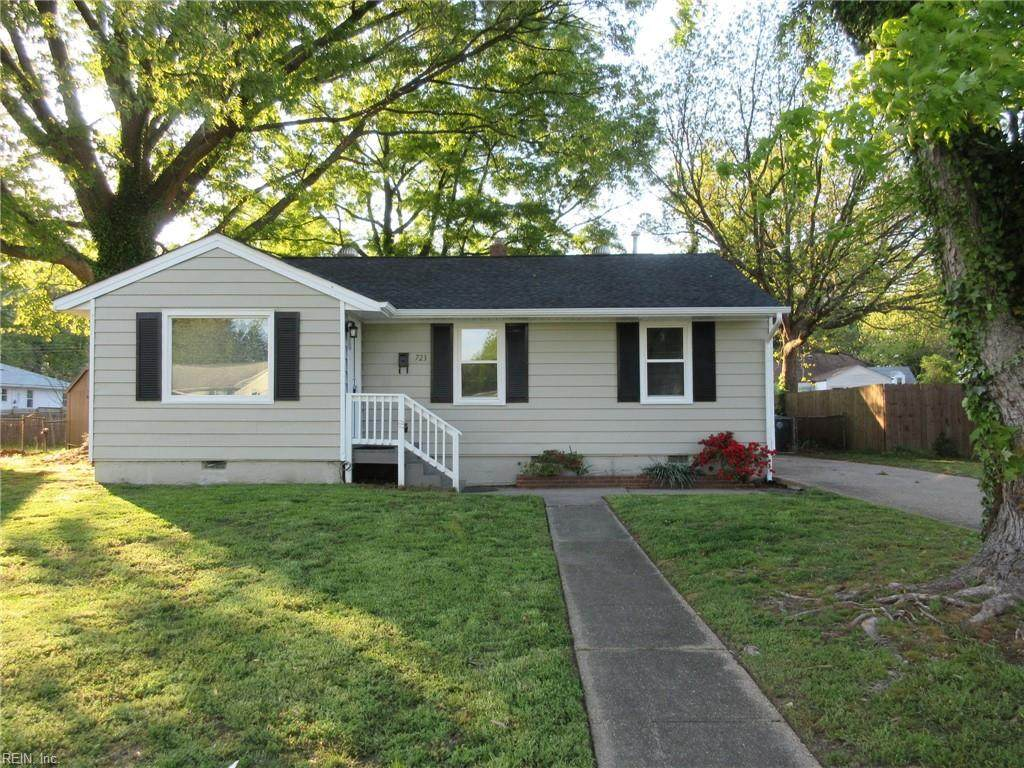 723 Woodfin Rd - Photo 1