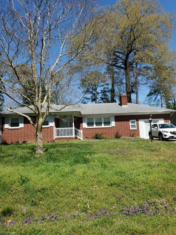 205 Mill Rd, York County, VA 23693 (#10373109) :: RE/MAX Central Realty