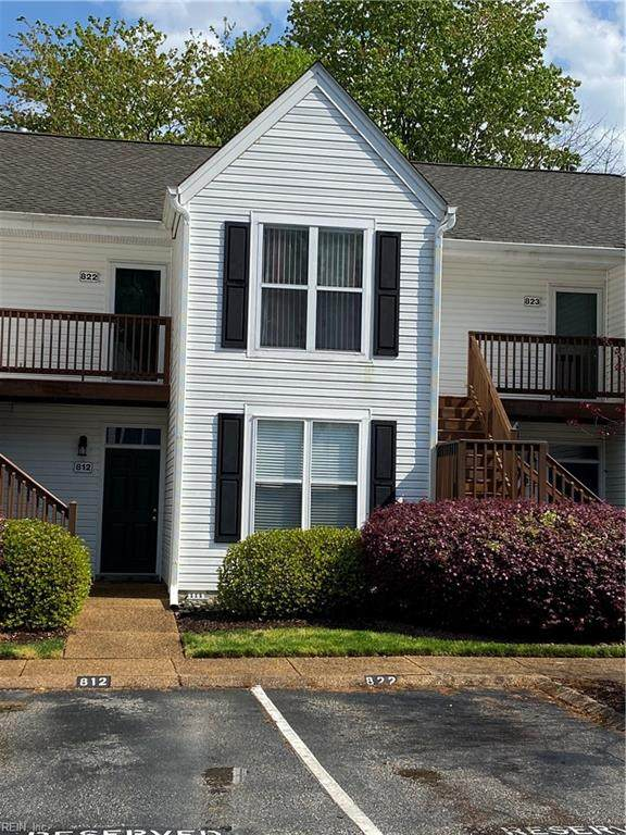 822 Ironwood Dr, York County, VA 23693 (#10373134) :: Berkshire Hathaway HomeServices Towne Realty