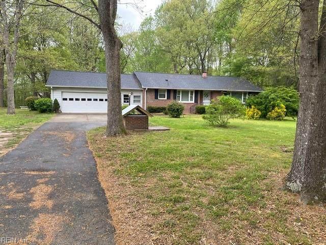 183 Norman Davis Dr, James City County, VA 23168 (#10373240) :: Team L'Hoste Real Estate