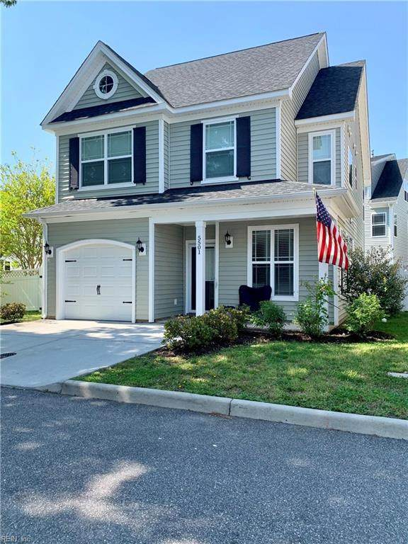 5501 Sadie Ln, Virginia Beach, VA 23462 (#10373361) :: Verian Realty