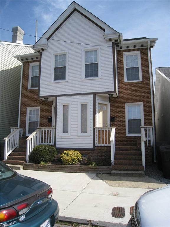 609 Dinwiddie St, Portsmouth, VA 23704 (#10373706) :: RE/MAX Central Realty