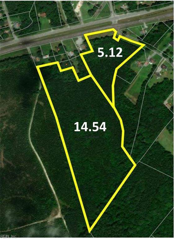 19+ac Campbells Chapel Dr, Isle of Wight County, VA 23314 (#10373717) :: Team L'Hoste Real Estate