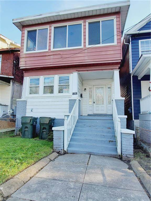 1808 Barre St, Norfolk, VA 23504 (#10374115) :: Verian Realty