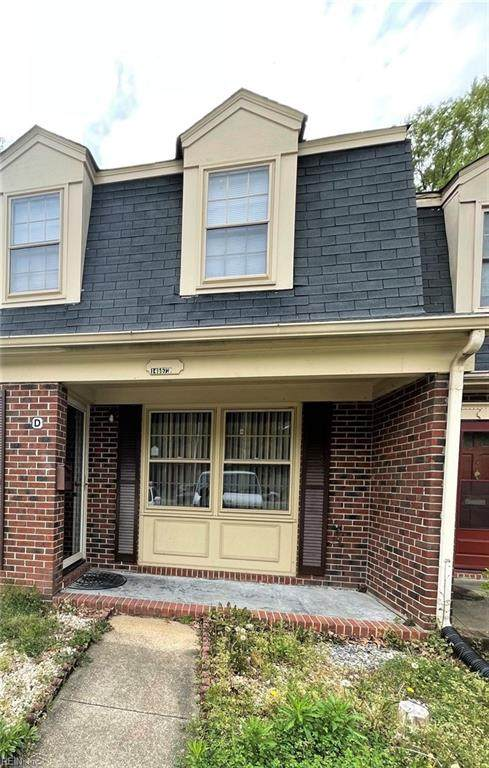 14557 Old Courthouse Way D, Newport News, VA 23608 (#10374222) :: RE/MAX Central Realty