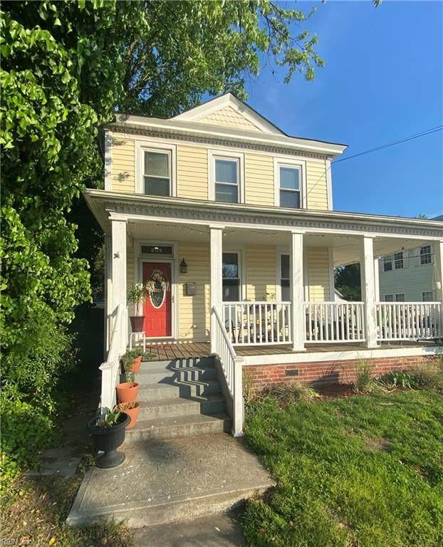 209 S Hope St, Hampton, VA 23663 (#10374475) :: Berkshire Hathaway HomeServices Towne Realty