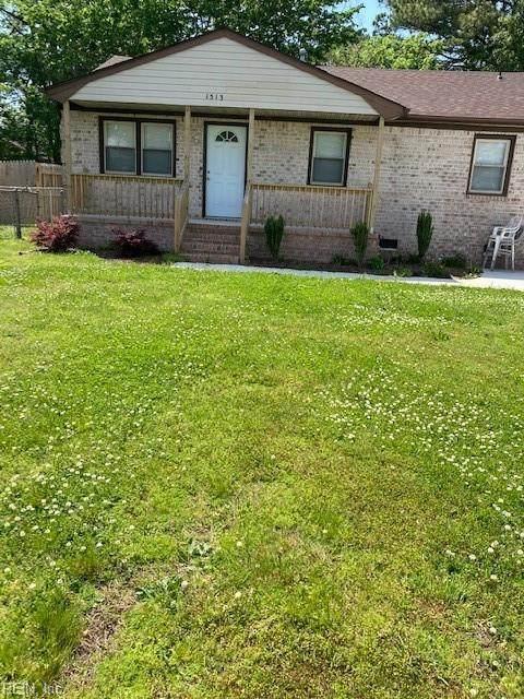 1513 Atlantic Ave, Chesapeake, VA 23324 (#10374773) :: Team L'Hoste Real Estate