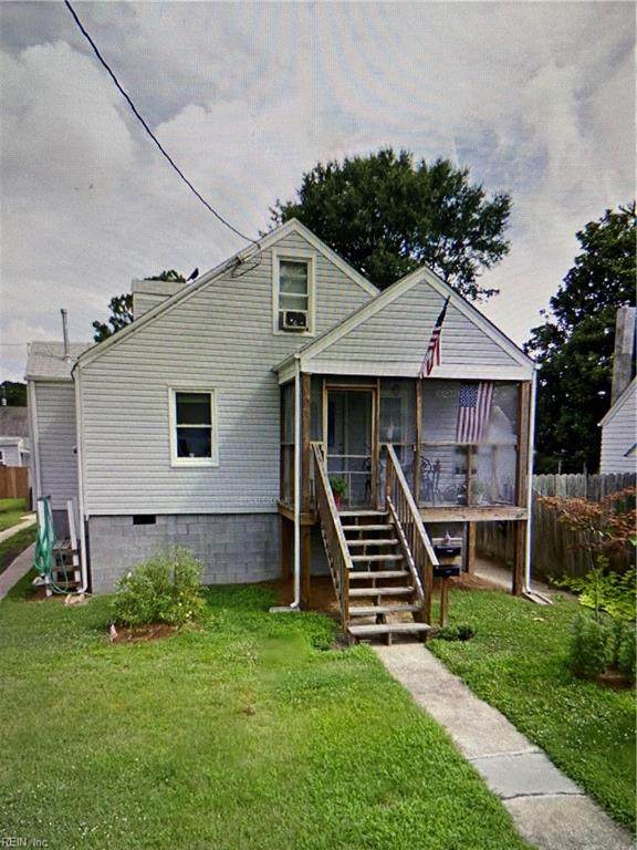 4616 Columbia St, Portsmouth, VA 23707 (#10374823) :: Heavenly Realty