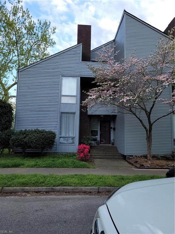 411 Boissevain Ave, Norfolk, VA 23507 (#10374896) :: Verian Realty