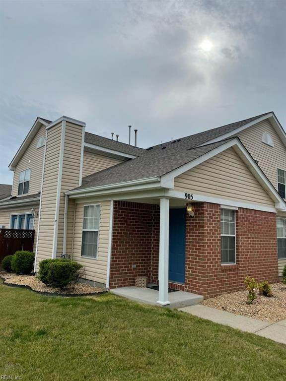 905 Pine Mill Ct, Newport News, VA 23602 (#10375023) :: Berkshire Hathaway HomeServices Towne Realty