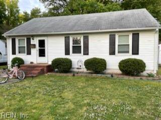 110 Patrician Dr, Hampton, VA 23666 (#10375045) :: Rocket Real Estate