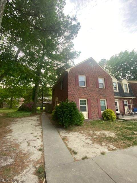 14565 Old Courthouse Way A, Newport News, VA 23608 (#10375048) :: RE/MAX Central Realty