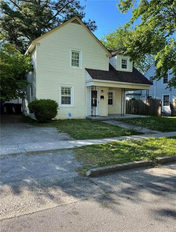 61 Decatur St, Portsmouth, VA 23702 (#10375082) :: Atlantic Sotheby's International Realty