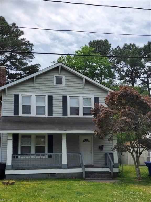 17 Appomattox Ave, Portsmouth, VA 23702 (#10375244) :: Berkshire Hathaway HomeServices Towne Realty