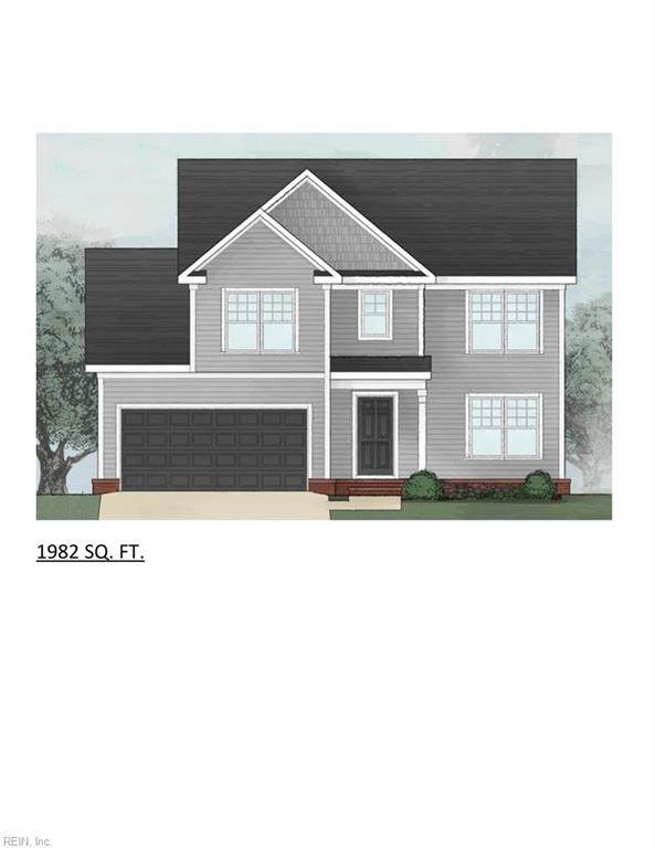 Lot 32 Michael Selby Dr, Hampton, VA 23666 (#10375470) :: Tom Milan Team
