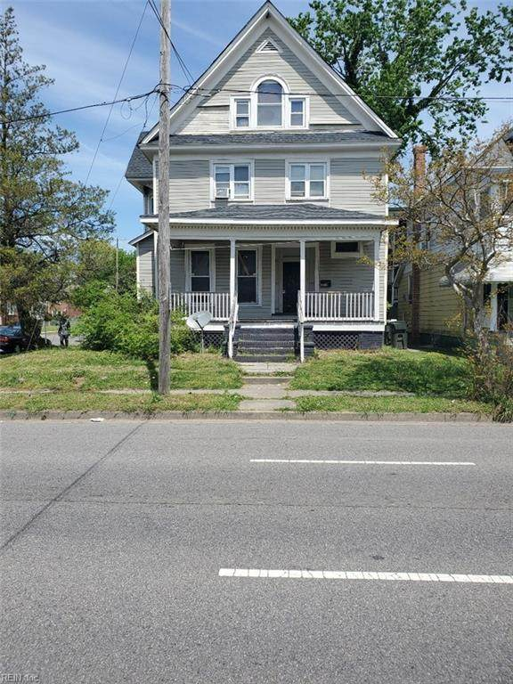 322 W 27th St, Norfolk, VA 23517 (#10375472) :: Berkshire Hathaway HomeServices Towne Realty