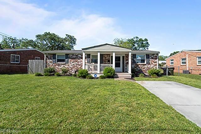 1917 Mcculloch Rd, Hampton, VA 23663 (#10375861) :: Berkshire Hathaway HomeServices Towne Realty