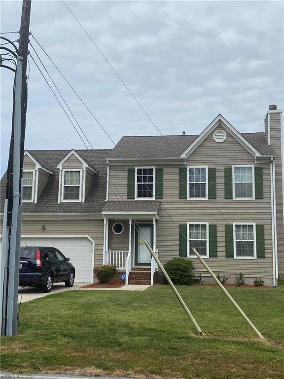 389 Barclay Rd, Newport News, VA 23606 (#10376542) :: Kristie Weaver, REALTOR