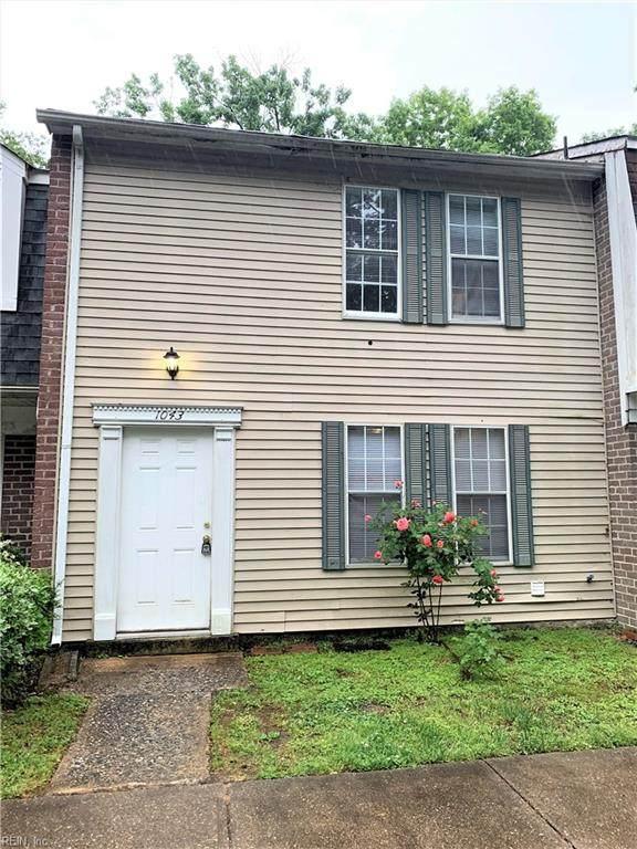 1043 Old Denbigh Blvd, Newport News, VA 23602 (#10376571) :: Tom Milan Team