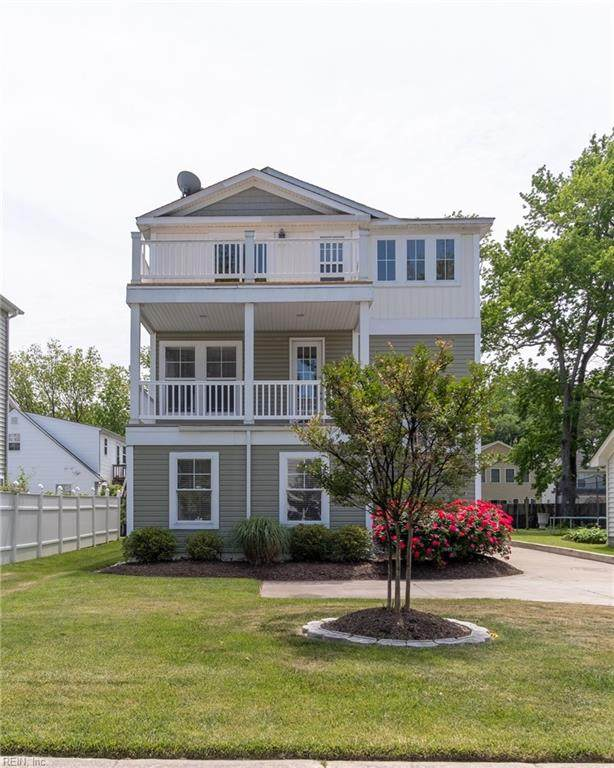 708 14th St, Virginia Beach, VA 23451 (#10376704) :: RE/MAX Central Realty