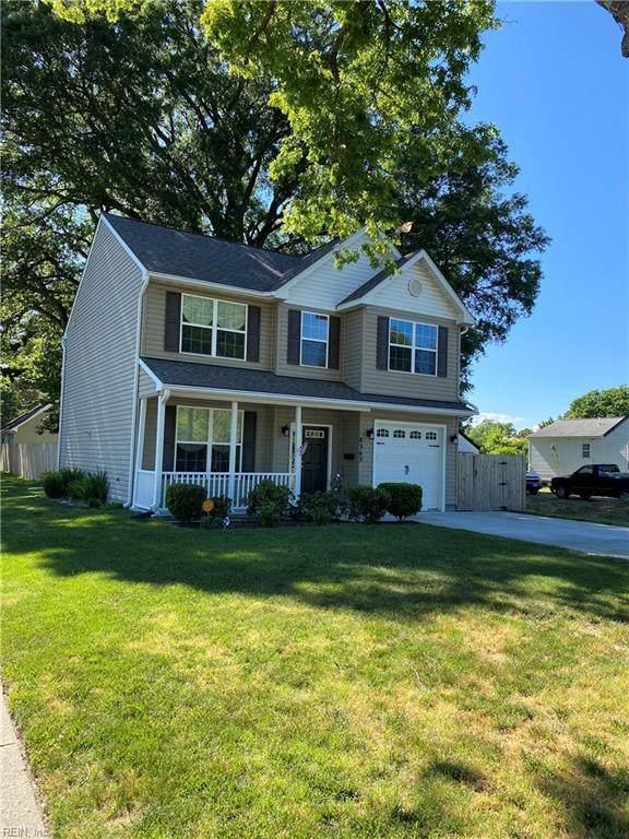 8363 Chesapeake Blvd, Norfolk, VA 23518 (MLS #10376797) :: AtCoastal Realty