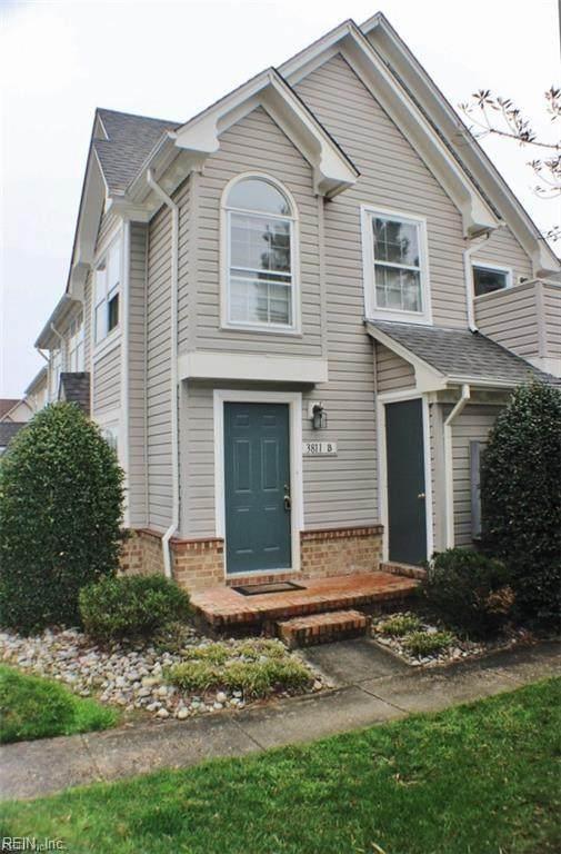 3811 Falling River Rch B, Portsmouth, VA 23703 (#10376812) :: Rocket Real Estate